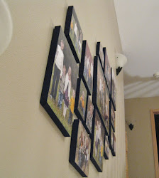 Cheap DIY Photo Canvases