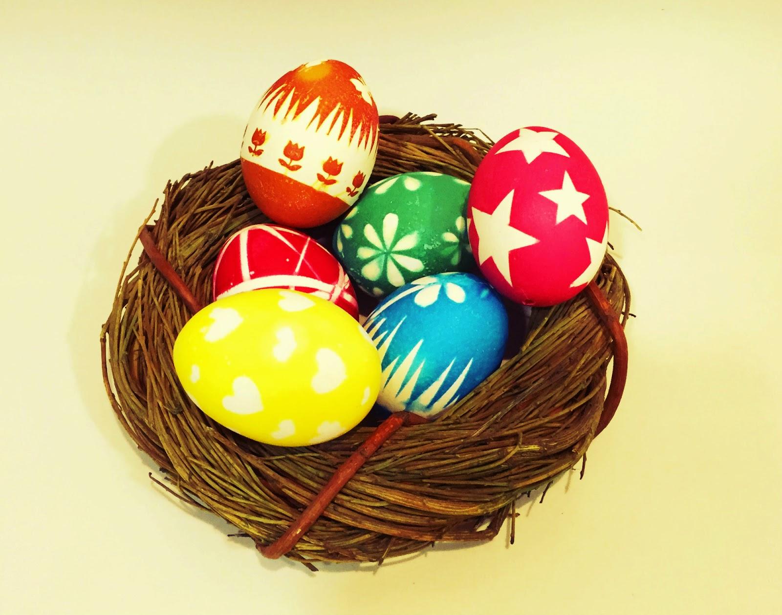 Tengo m s de 40 y qu decorar huevos de pascua parte 1 for Huevo en el ano