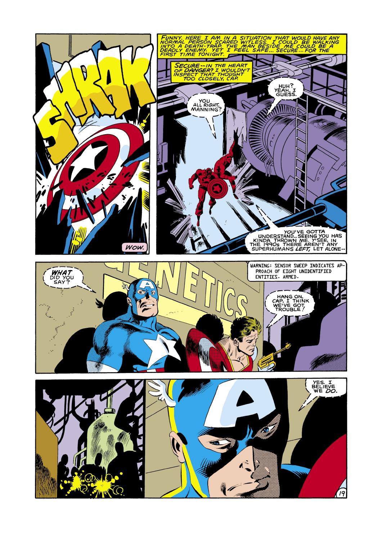 Captain America (1968) Issue #286 #202 - English 20