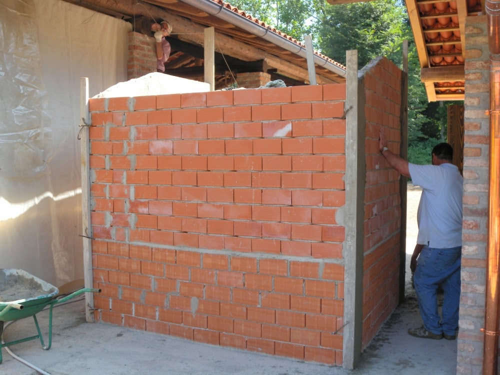 Cupola forni a legna - Mattoni per esterno ...
