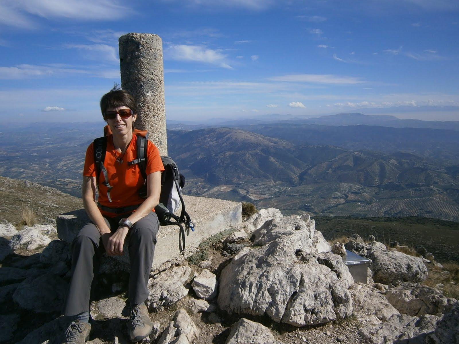 Cumbre del Tiñosa, Córdoba