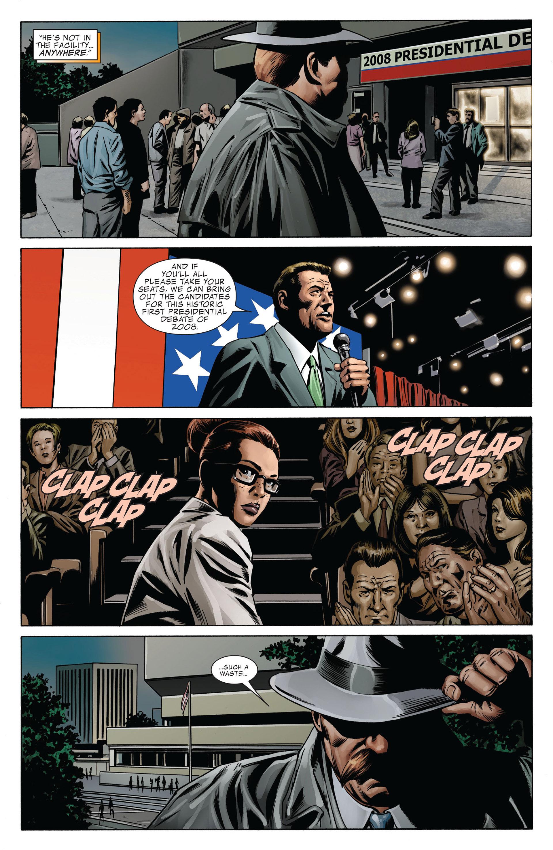 Captain America (2005) Issue #41 #41 - English 19