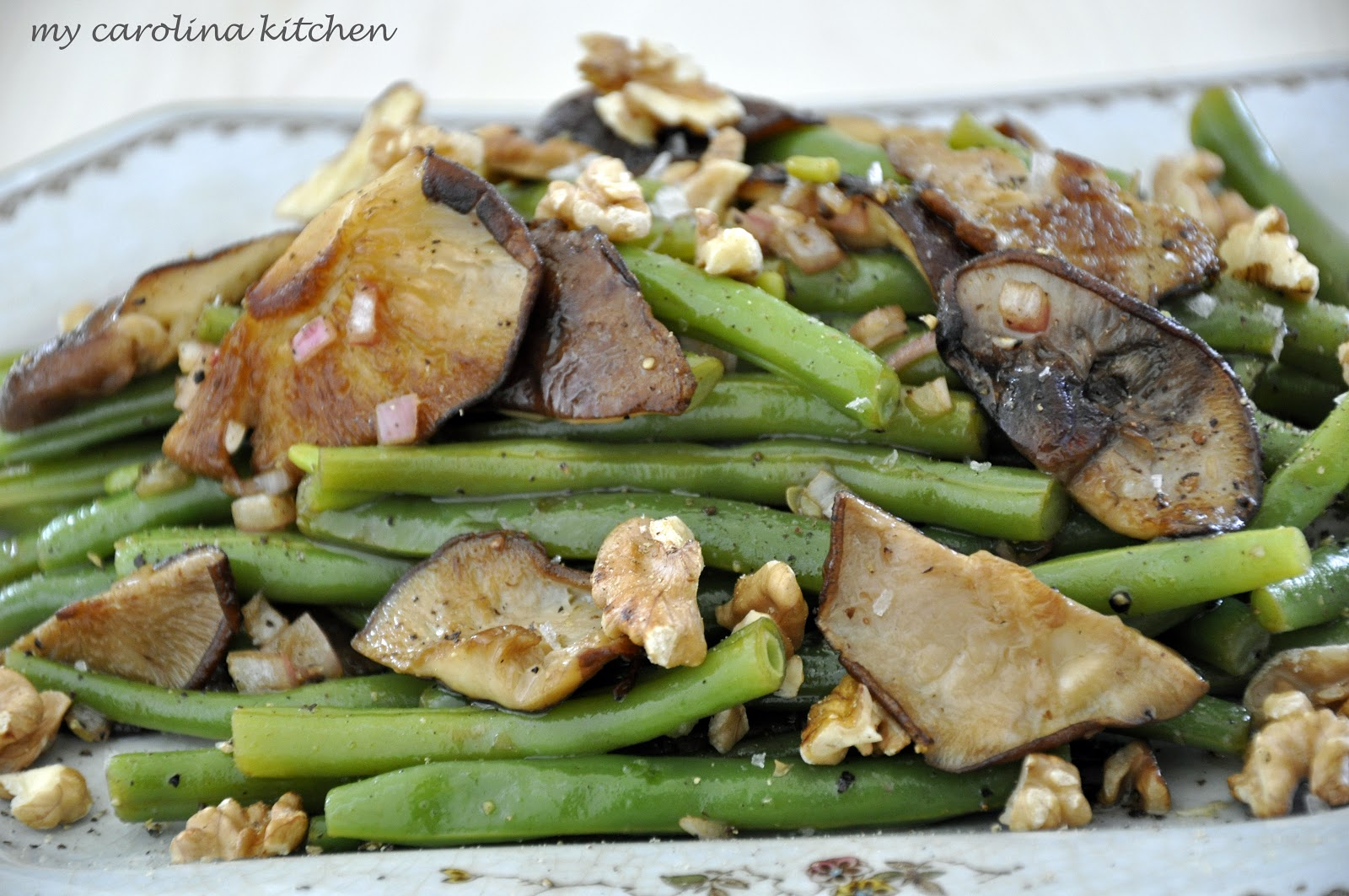 Barely-Cooked Green Beans With Tahini-Lemon Sauce (plus 10 More Green ...