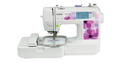 I Embroider With