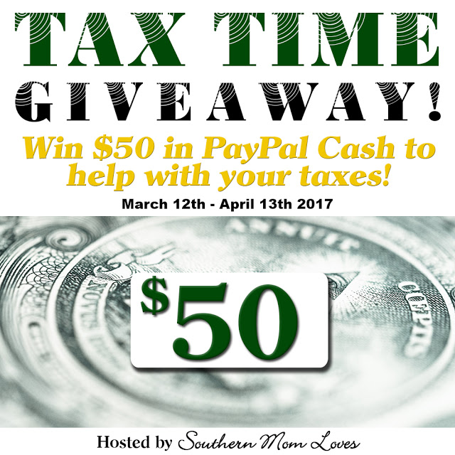 Tax Time Giveaway