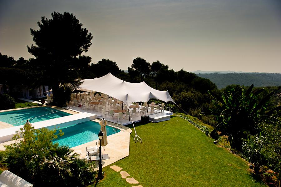 Cote D'Azur wedding