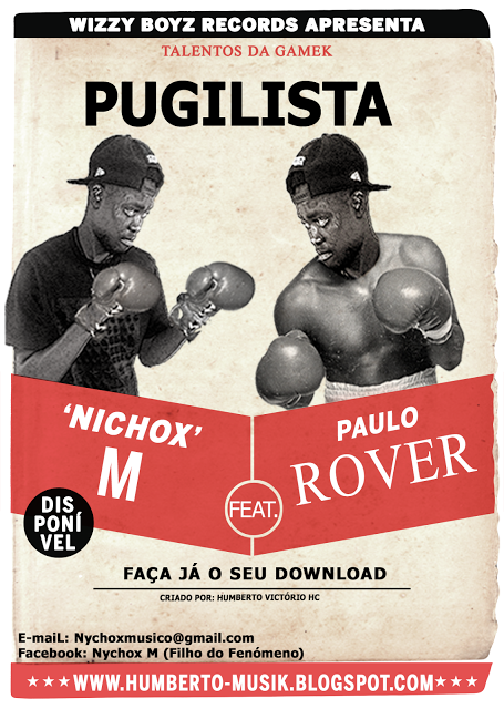 Nychox M - Pugilista (Feat Paulo Rover) [Rap] Download