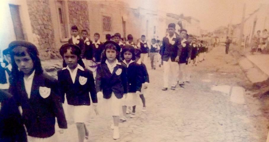 Ma. Josefa Marta - Pueblo Nuevo, Guanajuato 1962 - 1965