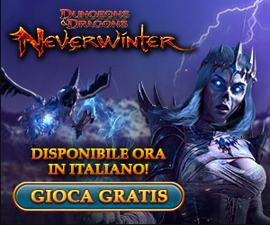 Neverwinter ITA Download, MMORPG Gratis