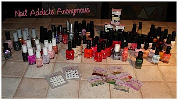 Nail Addicts Anonymous Huge Giveaway