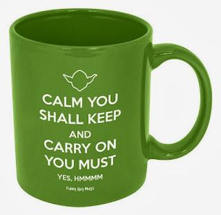 star wars yoda coffee mug