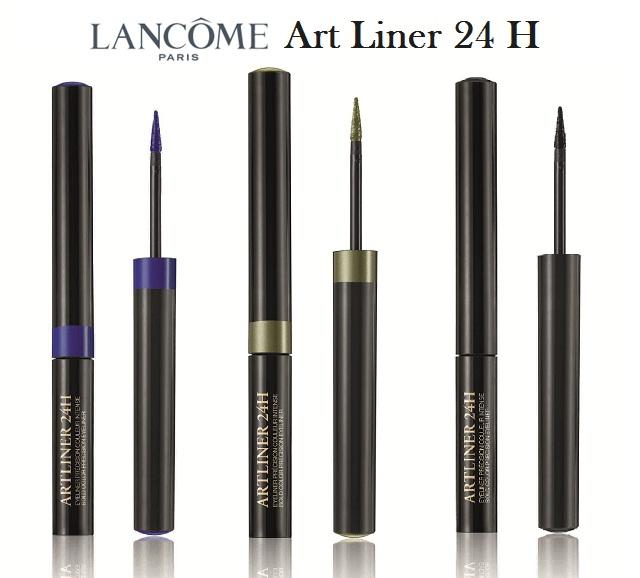 Lancome Paris 24 H Artliner: New Launch