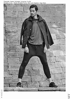 Gerard Moltalban para HACID Magazine #28 por Xavi Moya