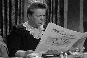Frances bavier louie the movie buff frances bavier ladies of character character actresses altavistaventures Image collections