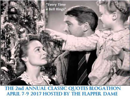 The 2nd Annual Classic Quotes Blogathon