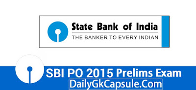 Download SBI Prelims Exam 2015 Results - Cuttoff Score SBI Prelims Exam
