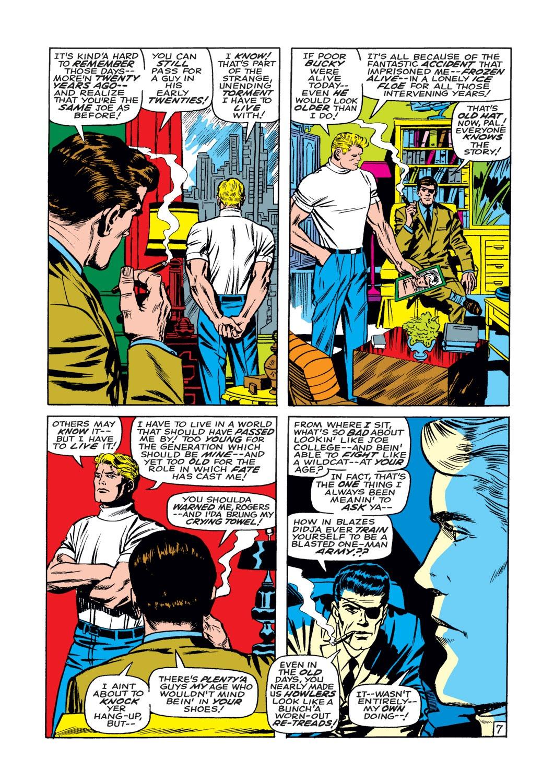 Captain America (1968) Issue #109 #23 - English 8