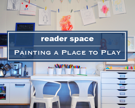19 Reader Space: Painting a Place to Play