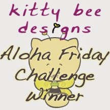 Winner over at Kitty Bee Designs