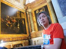 Observing Caravaggio
