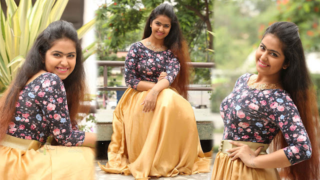 Avika Gor Latest HD Stills at Cinema Choopistha Mava Release Date Press Meet