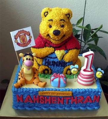 ideas de decoración de fiestas infantiles de Winnie the Pooh