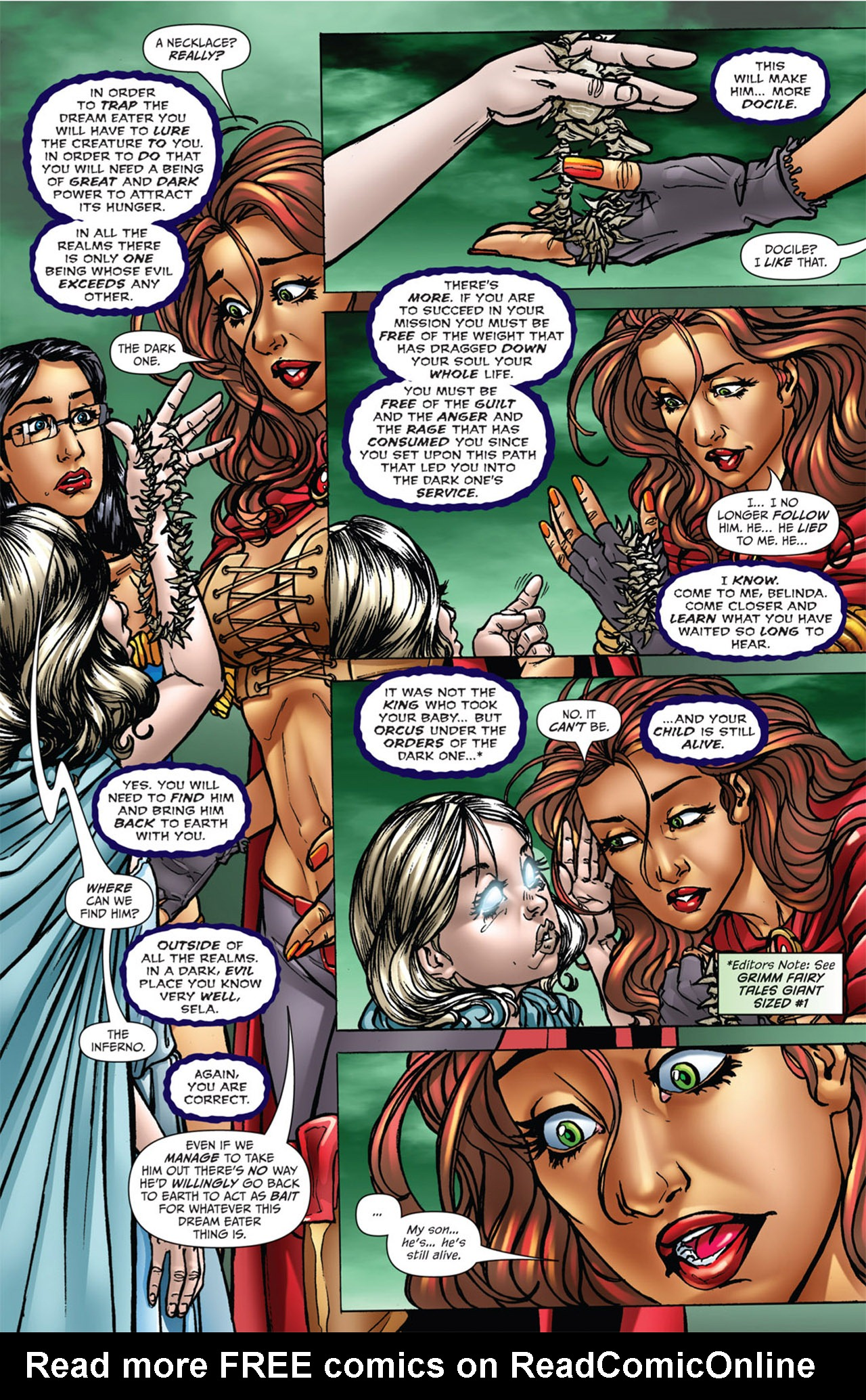 Grimm Fairy Tales (2005) Issue #64 #67 - English 22