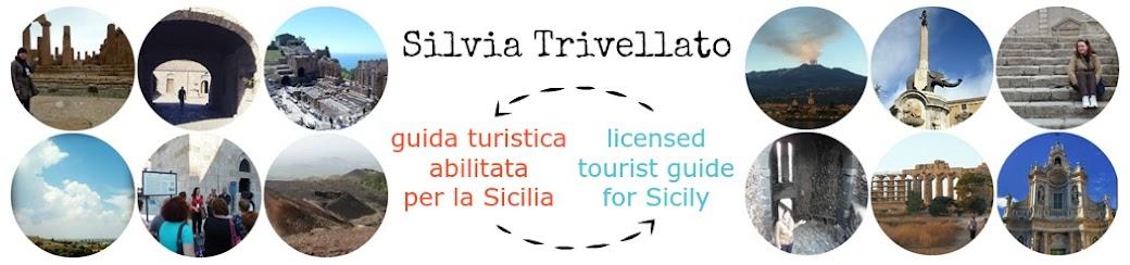 Silvia Trivellato, guida turistica abilitata Sicilia