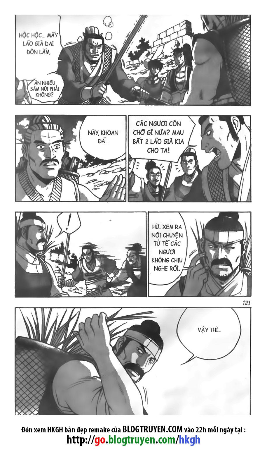 Hiệp Khách Giang Hồ chap 268 Trang 24 - Mangak.info