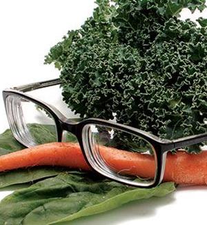 Nutrisi Penting Untuk Kesehatan Mata