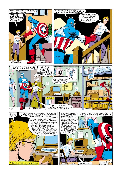 Captain America (1968) Issue #313 #241 - English 12