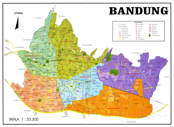 89 Tempat Wisata Bandung dan Sekitarnya - Trik Tips dan CaraKu