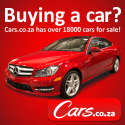 Buying A Car? Visit Cars.co.za
