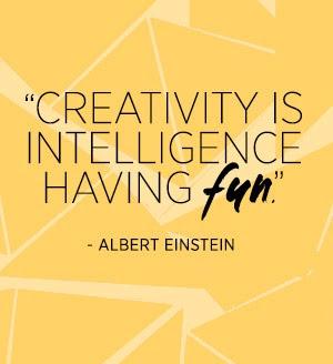 Quote, Albert Einstein, creativity