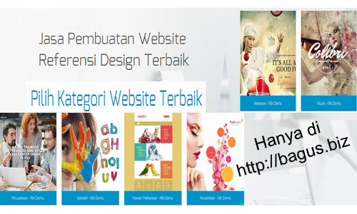 Jasa,Website