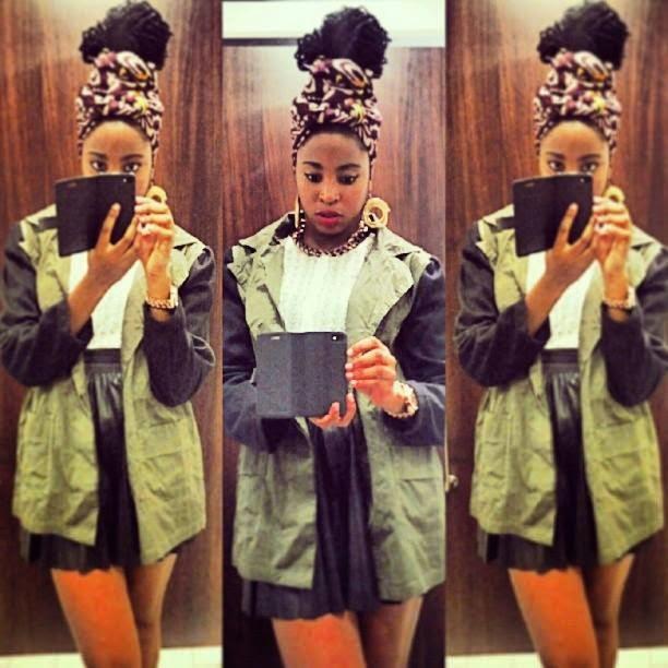 STREET STYLE | FELICIA MUTONGA, vakwetu fashion blog