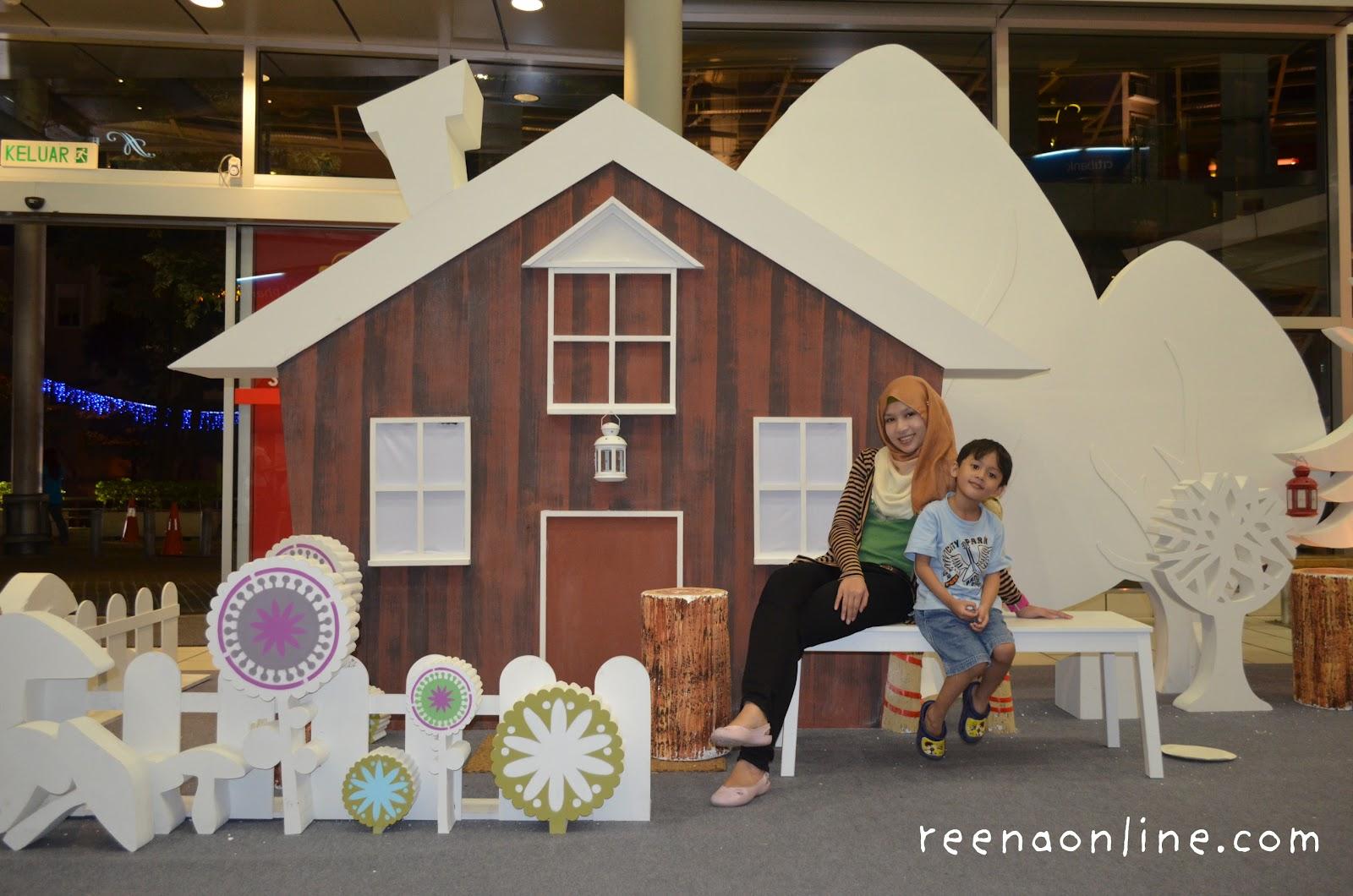 Reena's Online: Hiasan Shopping Complex / Pusat Membeli-Belah