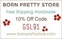 BornPrettyStore Discount Code GSL91