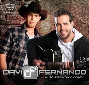 CD Davi e Fernando  Ao Vivo em Londrina