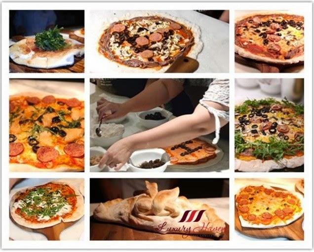 doubletree hilton johor bahru tosca pizzas