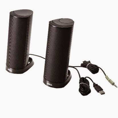 Snapdeal: Buy Dell USB 2.0 Desktop Compact Stereo Speakers at Rs.505