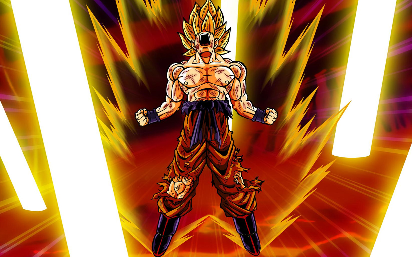 Dragon Ball HD & Widescreen Wallpaper 0.32021974869411