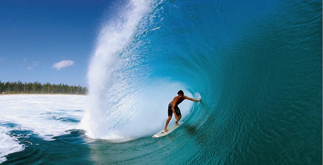 Weekend Surf Lessons Getaway! - Review of Olas Surf Bali ...
