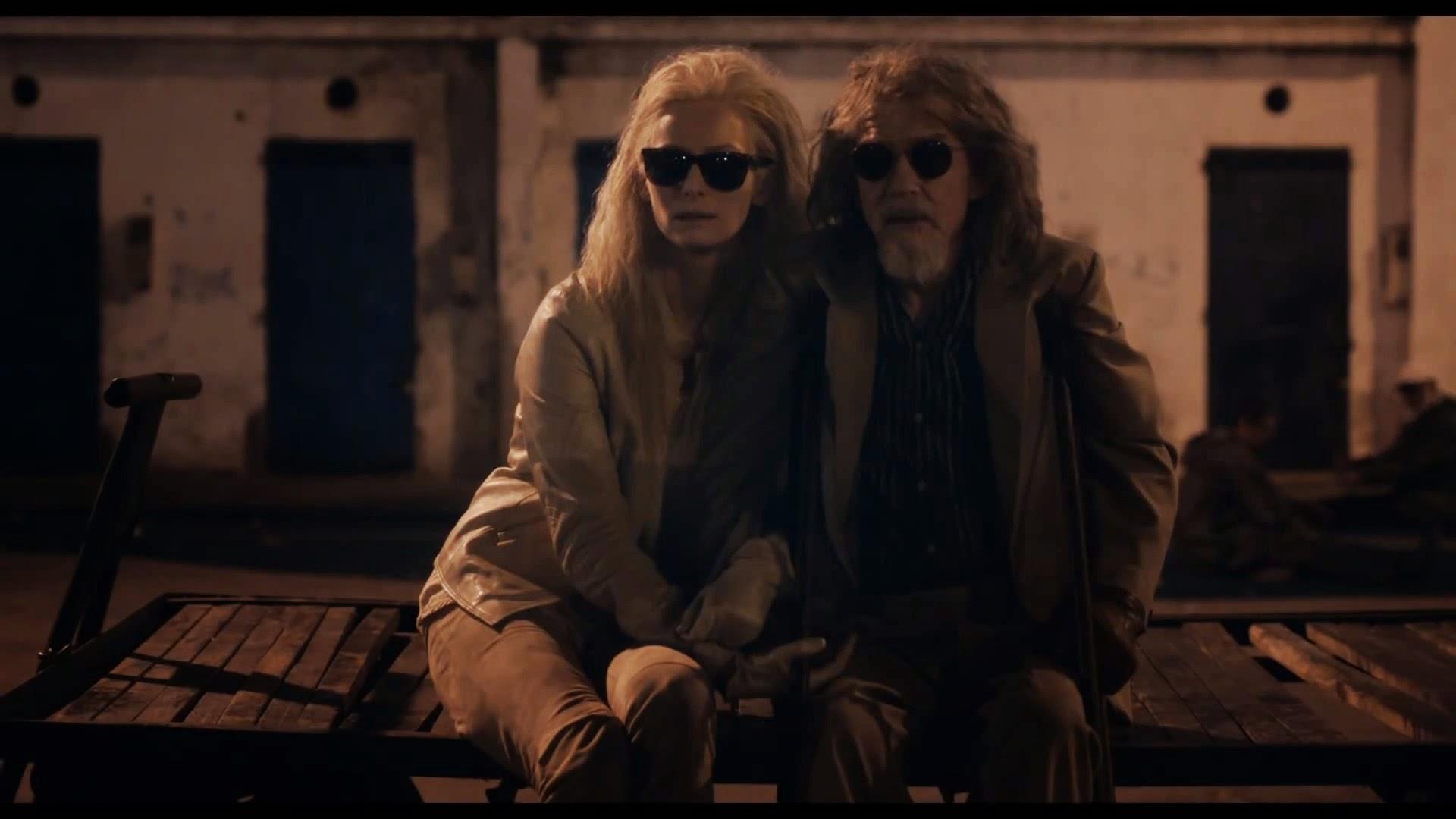 Solo gli amanti sopravvivono - Eve e Marlowe