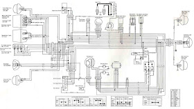 [SCHEMATICS_48ZD]  Diagram On Wiring: Kawasaki KZ400 1975 Electrical Wiring Diagram | Kz400 Simple Wiring Diagram |  | Diagram On Wiring - blogger