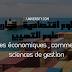 المواد التي تدرس سنة اولى علوم اقتصادية , تجارية و علوم التسيير