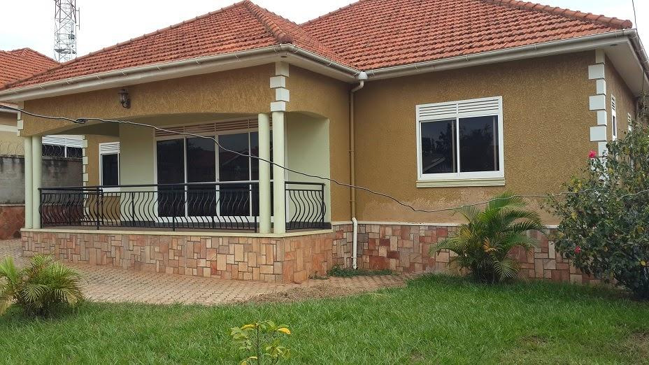 Houses for sale kampala uganda house for sale nalya for House designs in uganda