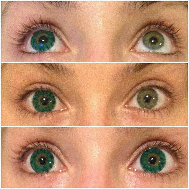 Bigger Eyes Media I Fairy Super Crystal Green Circle