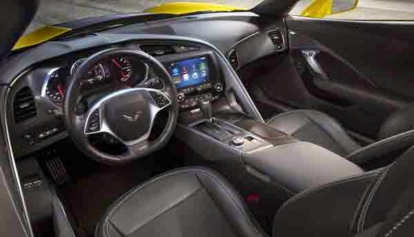 2015 Chevrolet Corvette Stingray Z06 Review