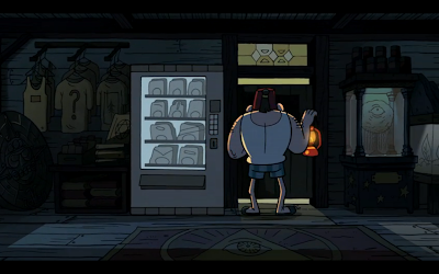 Gruncle Stan in Gravity Falls